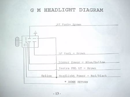 ez wiring headlight switch diagram 34 wiring diagram