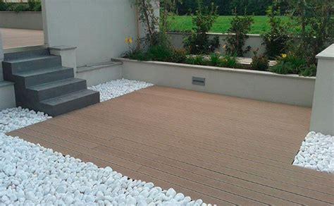 terrazzi in legno per esterni legno composito per esterni l eleganza legno per