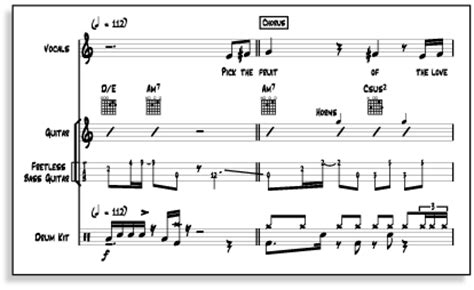 sibelius tutorial drum set notation special notations in sibelius