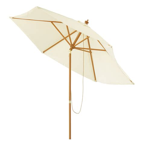 Parasol Inclinable by Parasol De Jardin Inclinable 233 Cru D 300 Cm Palma Maisons
