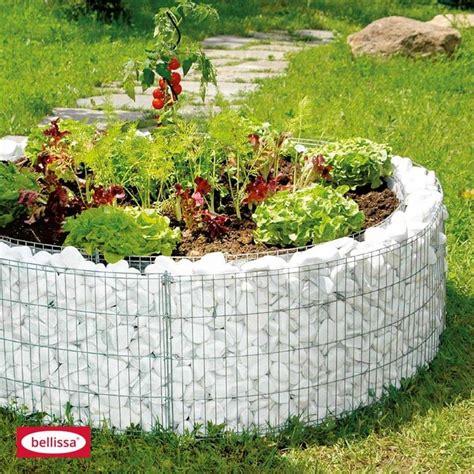 pietre da giardino per aiuole gabbione rotondo 248 146 per aiuola in pietra giardino e