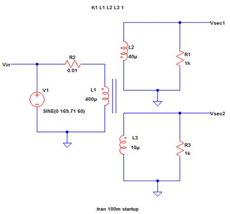 saturable inductor model transformer inductance ltspice 28 images inductance ltwiki wiki for ltspice inductor model