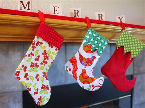 sewing pattern christmas stocking fabric christmas stockings pattern by tiedyediva craftsy