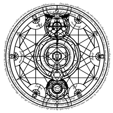 human transmutation circle 1400 pgvw special by