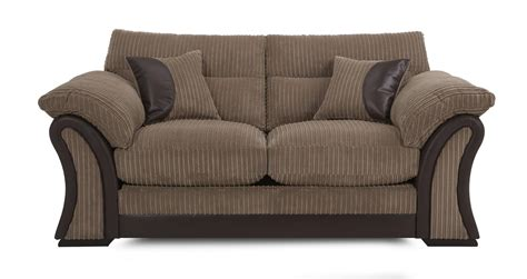 Dfs 2 Seater Sofa Bed by Dfs Walton Nutmeg Fabric Large 2 Seater Sofa Bed Storage