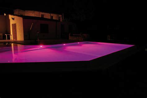illuminazione piscine illuminazione per piscine interrate fari alogeni led