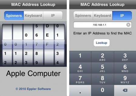 Mac Address Lookup Vendor Search Tool On Mac