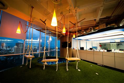 google office oslo google office architecture space recreates iconic landmarks of mexico city within