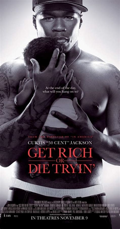 50 cent film get rich or die tryin 2005 imdb