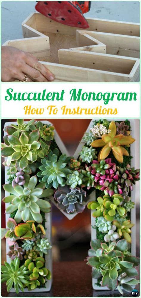 diy succulent projects diy indoor outdoor succulent garden ideas projects