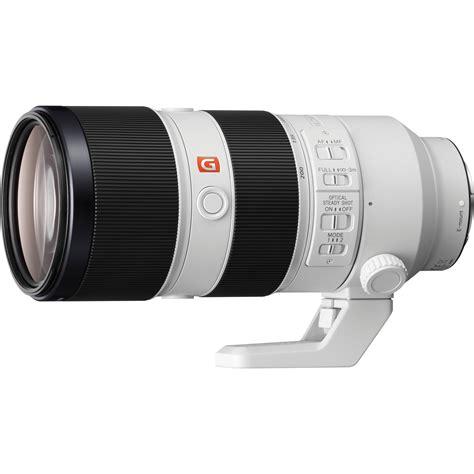 Lensa Sony Fe 70 200 sony fe 70 200mm f 2 8 gm oss lens sel70200gm b h photo