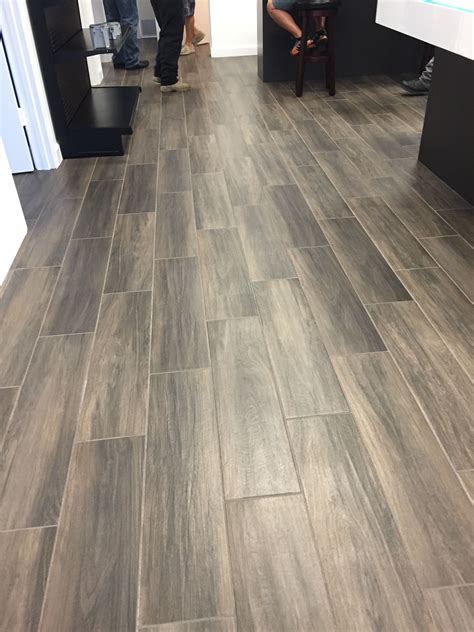 Discover Flooring West - here is a tile installation we completed for malasky homes