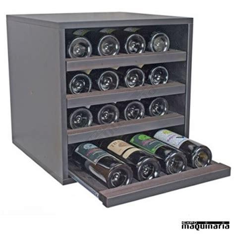 armario vinos armario vino neutro exmerlot mini 16 botellas