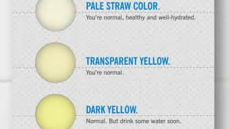 what color is urine supposed to be surya kulshreshtha