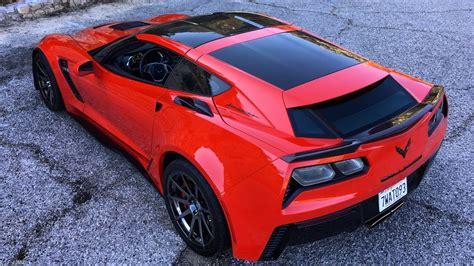 750hp callaway corvette aerowagen is absolutely ludicrous