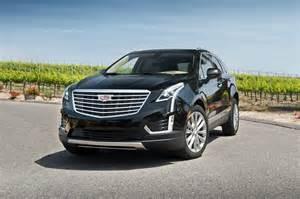 Cadillac Awd Models 2017 Cadillac Xt5 Platinum Awd Test A Worthy Srx