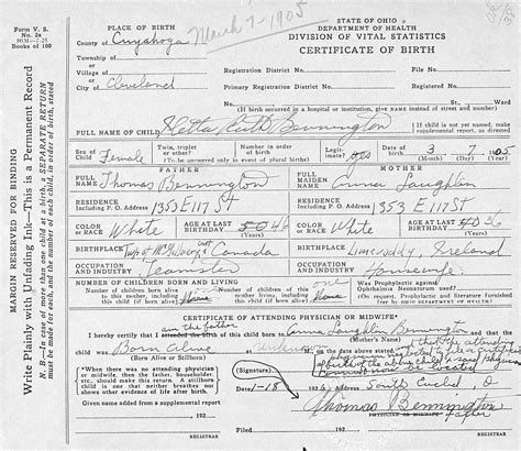 birth certificate translation template uscis birth certificate translation template uscis