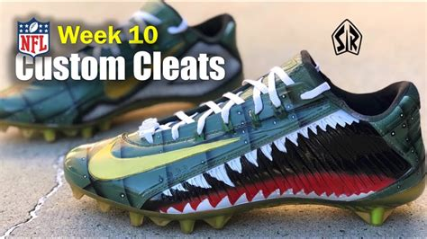 top 10 best football shoes best football cleats in the nfl week 10 salute to