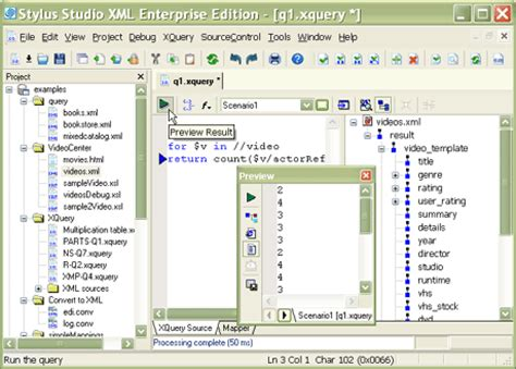 xml xquery tutorial flwor expression