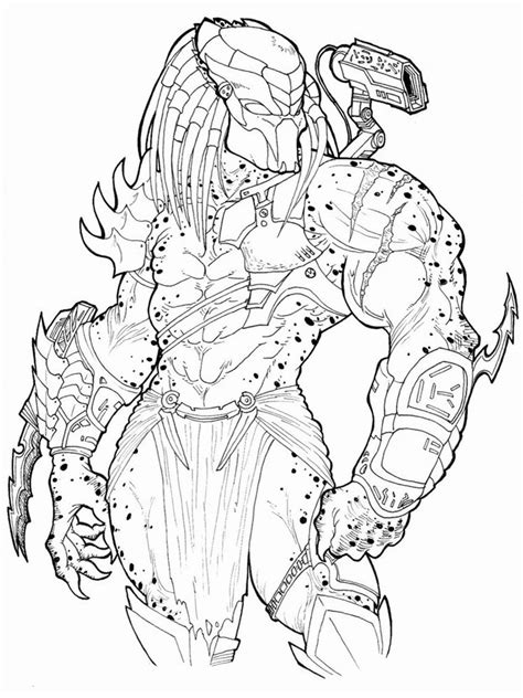 mandalorian coloring pages and print for free predator coloring pages free printable predator coloring