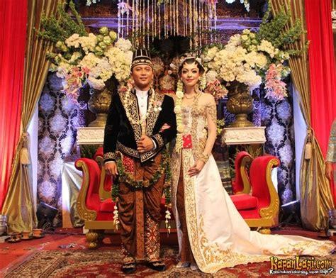 indonesian wedding tedjodiningrat brotoasmoro javanese wedding wedding