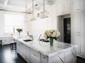 white marble kitchen island country kitchen islands pictures ideas tips from hgtv