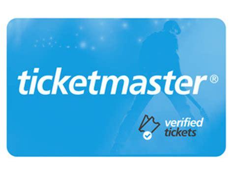 ticketmaster gift card us dollars tickets dates official ticketmaster site - Gift Card For Ticketmaster