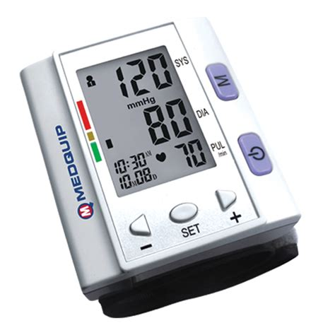 Automatic Blood Pressure medquip automatic blood pressure wrist monitor bp2200