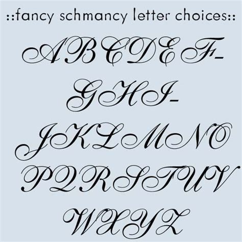 cursive letter tattoo designs 17 best images about alphabet lettering designs on