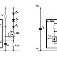 transistor mosfet led driver diodes incorporated s linear constant current driver provides versatile for led
