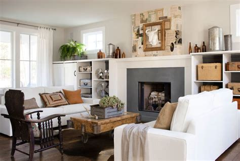 Country Living Room On A Budget Joanna Swanson Budget Home Creative Budget Decorating Ideas