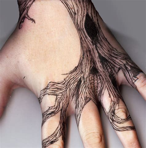 Tattoo Hand Tree | pencil art love anime images drawings love couple