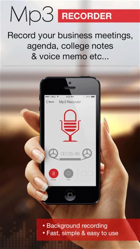 mp recorder voice notes  audio recorder   app store