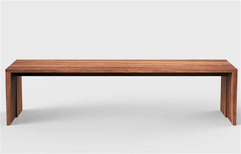 modern console table parota wood console side tables custom modern design