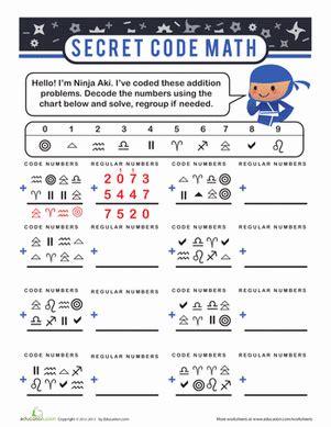 s day secret code worksheets worksheets education