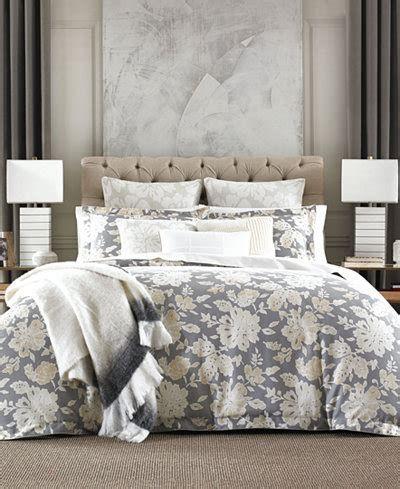 tommy hilfiger broadmoor floral comforter sets bedding collections bed bath macys