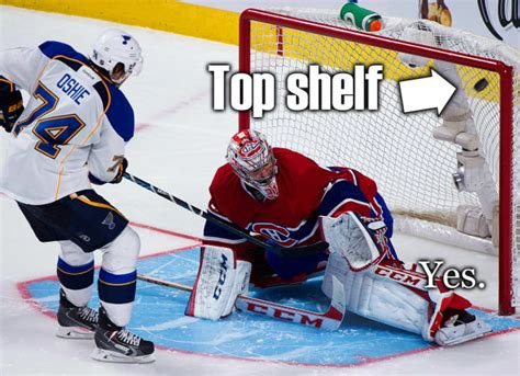 Top Shelf Slang an idiot s guide to hockey slang gallery