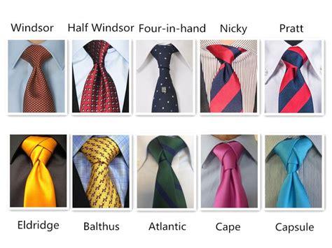 style ties for 10 best wedding tie knots