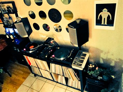 bedroom dj home dj studio setup www pixshark com images galleries