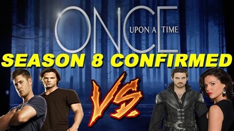 once upon a spook series 1 once upon a time season 8 no longer confirmed show is