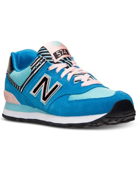 Sneaker N05 Line Cc new balance s 574 casual sneakers from finish line in blue lyst