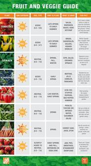 the home depot eat what you sow bfs fruit and veggie guide