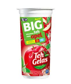 Paket Ot Ceria 1 teh gelas big fruit apple ot