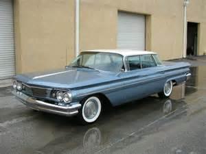 1960 Pontiac Models 1960 Pontiac Blue Tri Power Car Photo Pontiac
