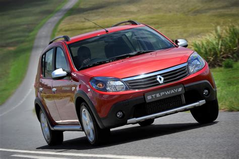 renault stepway 2011 2011 renault sandero stepway pictures information and