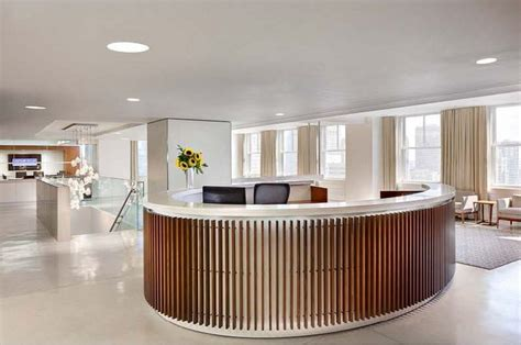 reception desk interior design round reception desk dimensions for luxury office design