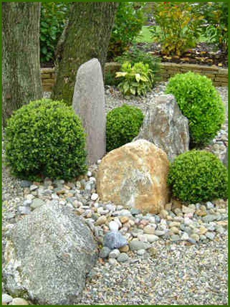 Mon Jardin Who Made Rock Garden