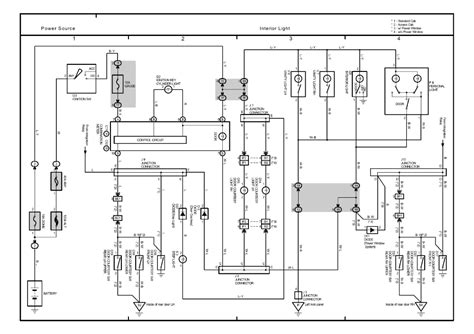 electric power steering 2001 toyota tundra interior lighting repair guides overall electrical wiring diagram 2002 overall electrical wiring diagram