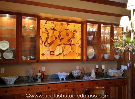 stained glass for kitchen cabinets stained glass kitchen windows cabinets dallas stained
