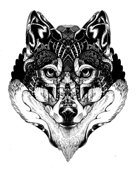 wolf tattoo designs tumblr portfolio iain macarthur digital arts
